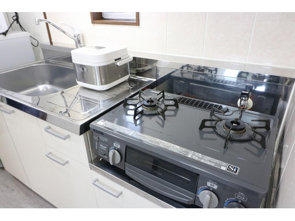 冷蔵庫&レンジ&炊飯器